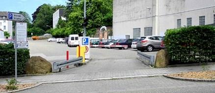 Seitze Gaade Parkplatz